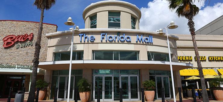 Orlando Fashion Square Stores